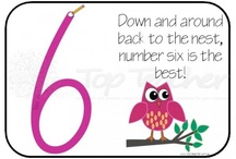 Teaching Numbers And Math Centers / by Karen Alexander