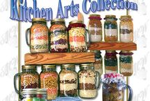 Kitchen Arts: Gifts in Jars / by Deborah Dolen