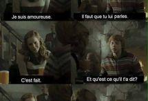 Blague Harry Potter / Harry Potter et ses meilleure blague