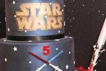 Star wars -synttärit