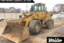 CAT 936E 33Z03816 / Low-Hours Cat 936E 33Z03816 Wheel Loader for Sale. Visit Mico Equipment for Used & New Cat Heavy Wheel Loader at Competitive Prices, Backed By Professional Support and Services.