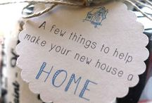 Housewarming gifts / by Courtney Barr