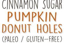 Autoimmune Gluten Free Desserts