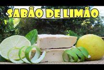 sabao de limão