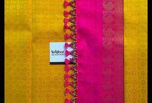 Saree tassel designs
