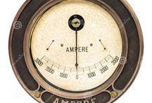 Amper Volt  Meter