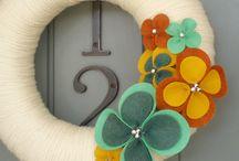 Wreaths / by Megan Johnson