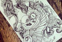 Sketchy  / by Stuart Holderness