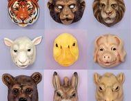 animaux cirque costume