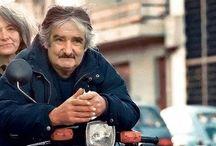 Pepe Mujica / Uma lição  de vida.