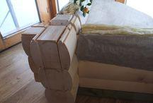Halbrund Doppelwand  / Eine neue lossung - ein Holzhaus bauen was aussieht wie ein Rundholzhaus - neu
