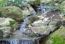 strumyki, wodospady, kaskady