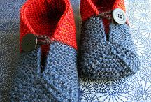 Knitting & needles