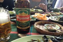 culinary Travel Myanmar / Insight where and what to eat in Myanmar .....