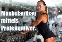 Muskelaufbau / Ob Frau oder Mann, der Muskelaufbau ist für dich ein wichtiger Faktor um Leistungsfähig und mit Energie, deinen Alltag zu bewältigen. Starke Muskeln bedeuten weniger Rückenprobleme, mehr Ausdauer Kraft und vieles mehr, was wir Dir auf unserem Onlinen Magazin beschreiben werden.