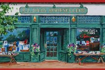 Little Book Stores / by Barbara Williams