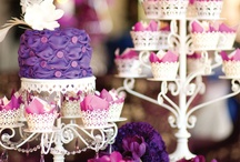 Purple Wedding Details & Inspiration by Leah Haydock Photography