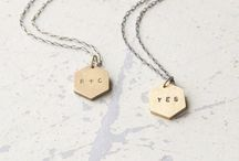 Bridesmaid Gifts  / Keepsakes, necklaces, photo frames, gift ideas for bridesmaids