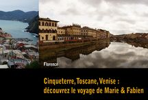 Italie : itinéraire de Marie et Fabien