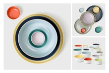Design: Homewares and Finishes / Plates, cups, bowls, ceramics, ceramic tiles, fabrics, cushions, rugs, wallpaper...