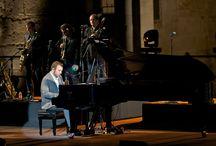 Spoleto56 - Raphael Gualazzi in Concerto a Piazza Duomo / Raphael Gualazzi in concerto, sabato 6 luglio 2013, per il 56° Festival dei Due Mondi.