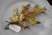 Thanksgiving / Ideas for celebrating Thanksgiving