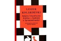 """Leszek Kołakowski """"Debata filozoficzna Królika z Dudkiem o sprawiedliwości"""" / Książki dla dzieci i rodziców - wydawnictwo """"Muchomor"""""""