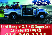 May Specials / Specials this May at Leons Motors Rustenburg
