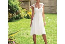 Knee Length Wedding Dresses for Debs / by Melanie Fletcher