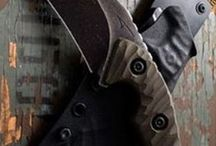 Knives, blades...