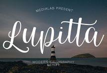 Lupitta Font Download