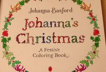 Johanna's Christmas / Pictures that I have Colored in this book
