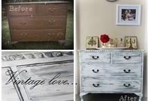 Restoring old furnitures