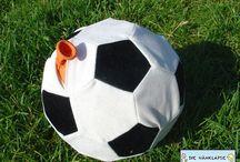 Fußballfieber selbstgemacht / DIY-Ideen rund um die Fußball-Europameisterschaft