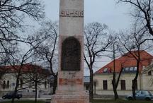 Magyarországi háborús emlékművek / Tisztelegjünk hőseink előttük....