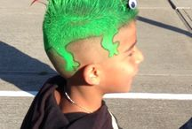 Just in case my school has a crazy hair day