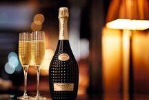 Шампанское, праздник, бокалы