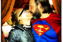 New Year's Eve Party / SUPERHEROES & VILLAINS