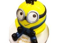 Boys Birthday Cakes / Amazing boys birthday cakes and ideas with that all important wow factor.