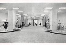 Vintage Department Stores/Shopping