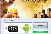Clash of clans Triche cheat/hack ios android 2014