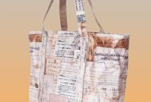Coming soon - New range! / We will soon be launching our brand new range of bags printed with a fabulous antique French receipt design #tyvekbag #totebag #handbag #newfashion