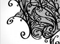 Tatuaje de encaje