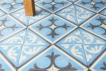 Tile Inspiration / For the love of tiles