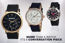 Watches gallore