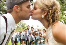 Pózovanie na svadobných fotografiách
