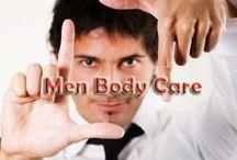 Men Body Care / Men Body Care - men have their needs and they also need the best body care products! We have them all! Produse pentru ingrijirea corpului pentru barbati!