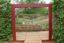 Gardening / Straw bale gardening for potatoes and tomatoes / by Sarah B.
