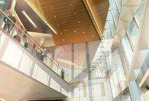 Mall - shopping - facade - landscape X CST