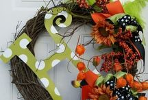 seasonal decor / by Rebecca Stepter